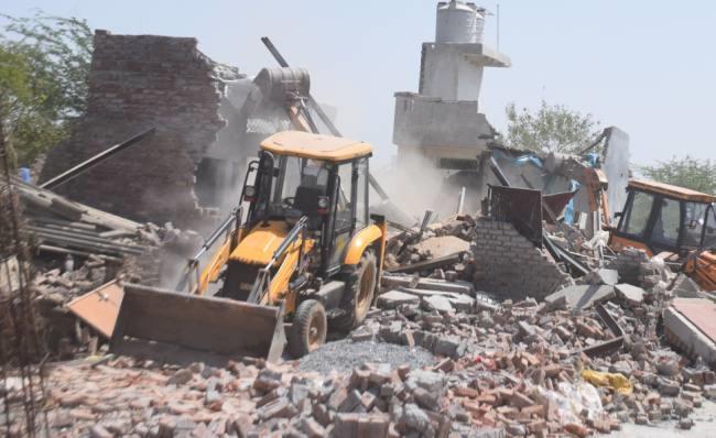 Khori Gaon Demolitions- Will Make Efforts To Complete Rehabilitation Process By April 2022 : Faridabad Municipal Corporation Tells Supreme Court