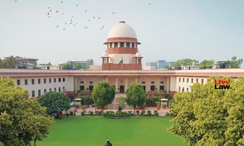 Emotional Moment To Be Present In Court In Person : Lawyer Says After Rare Physical Hearing In Supreme Court Amid Virtual Functioning
