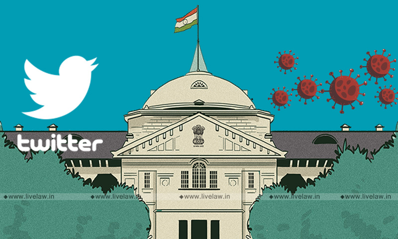 Allahabad High Court, Tweet, COVID Protocol breach, section 144 crpc, Prohibitory order, FIR Quashed, Justice J J Munir, Twitter,