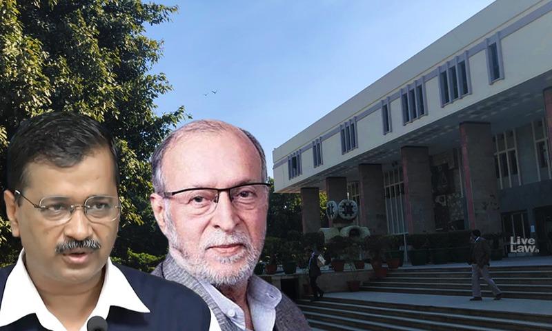 Delhi High Court Seeks Centres Response On Pleas Challenging GNCTD Amendment Act Enhancing Powers Of Delhi LG