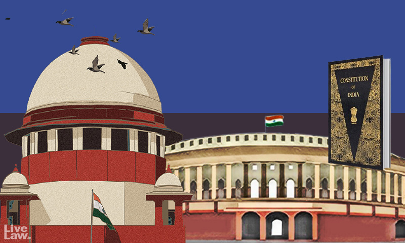 Constitution (105th Amendment) Act Deemed To Be In Force From 15th August, 2021; Power To Identify SEBCs Back To State Govts And UTs