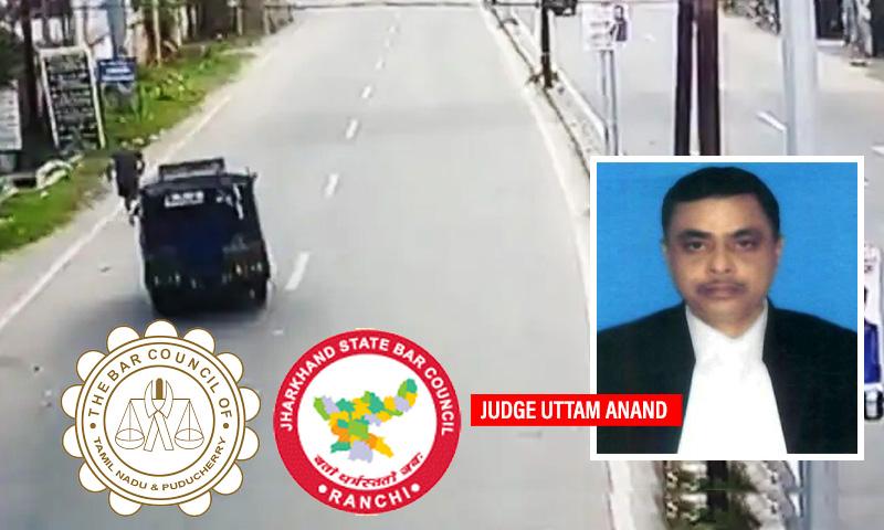 Jharkhand, Tamil Nadu And Puducherry Bar Councils Condemn Alleged Murder Of Jharkhand Judge Uttam Anand