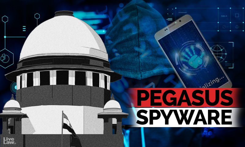 Pegasus Snooping- Matter Is Sub-Judice: AG Refuses Consent To Initiate Contempt Proceedings Against NSO Group Directors; Secretary Home