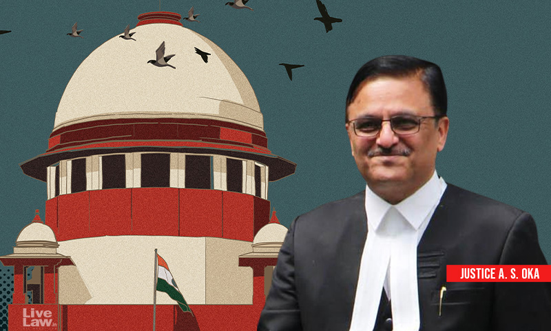 Crisis Of Credibility A Challenge Faced By Indian Judiciary, Backlog Of Cases From The Pandemic Must Be Cleared: Justice Abhay S. Oka