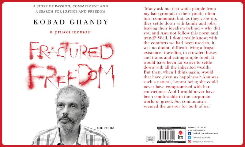From Doon to Tihar: Notes from Fractured Freedom