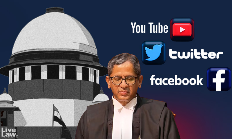 Attempt To Give Communal Colour To News A Problem; Gives Bad Name To Country : CJI Ramana
