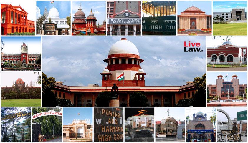 Madras High court, Rajasthan high court, Karnataka high court, Allahabad high court, Calcutta high court, punjab and haryana high court, supreme court collegium, elevation,