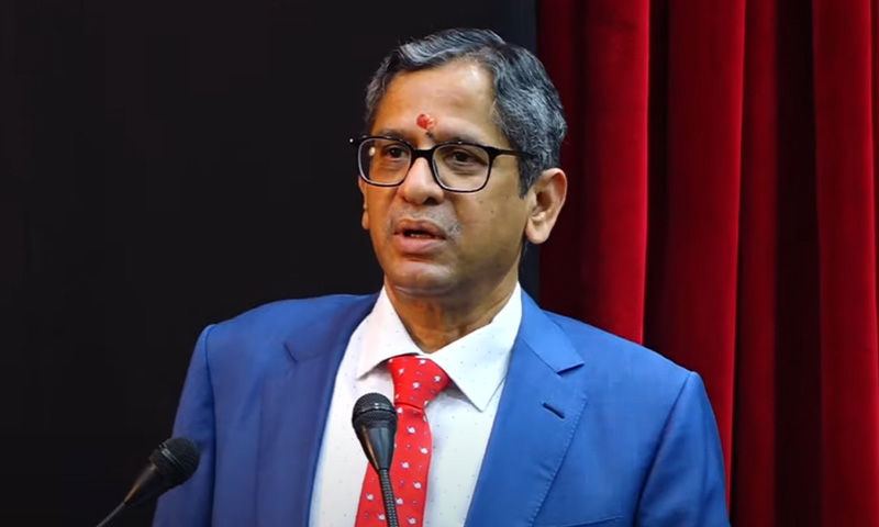 You Must Protect The Institution From Targeted, Motivated And Mala Fide Attack: CJI Ramanas Advice For Young Lawyers