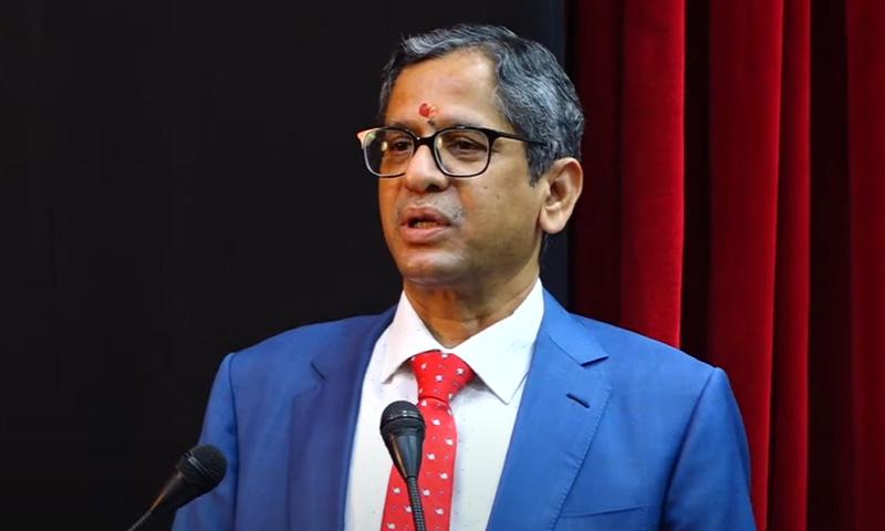Chief Justice NV Ramana, Supreme Court of India, BCI Event, Sachin Tendulkar,