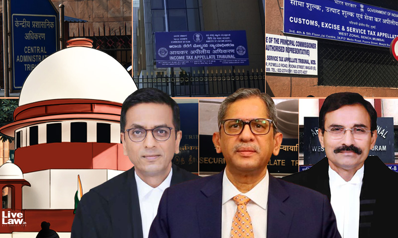 We Are Very Unhappy : Supreme Court Says Centre Made NCLT/ITAT Appointments From Wait-List Ignoring Select-List