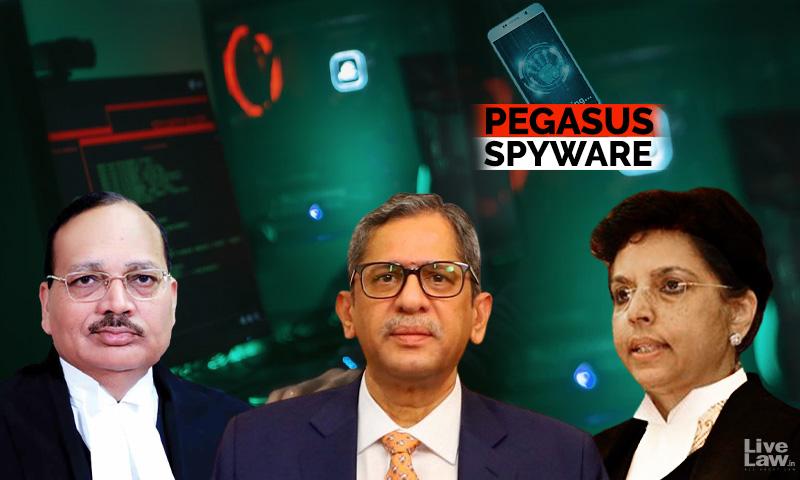 Breaking: Supreme Court Reserves Interim Order On Pegasus Cases After Centre Expressed Unwillingness To File Affidavit On Spyware Use