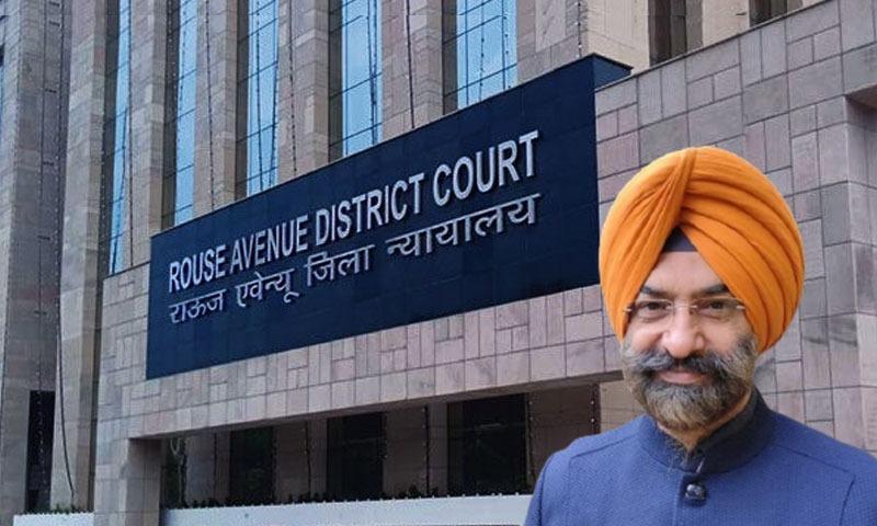 Delhi Court Acquits SAD Leader Manjinder Singh Sirsa, Others In 2012 Rioting Case At Gurdwara Rakab Ganj Sahib