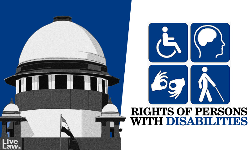 Reservation In Promotions For Persons With Disabilities : Centre Seeks Clarifications On Supreme Court Verdict