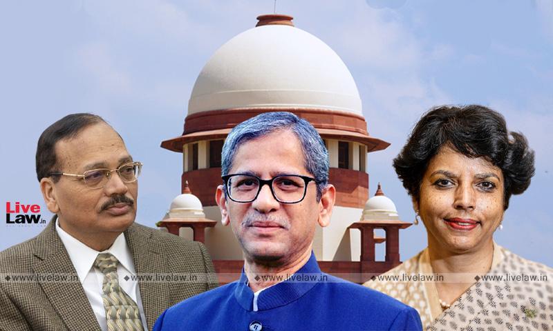 lahimpur kheri, supreme court of india, nv ramana, suo moto cognizance, violence, IN RE VIOLENCE IN LAKHIMPUR KHERI (UP) LEADING TO LOSS OF LIFE