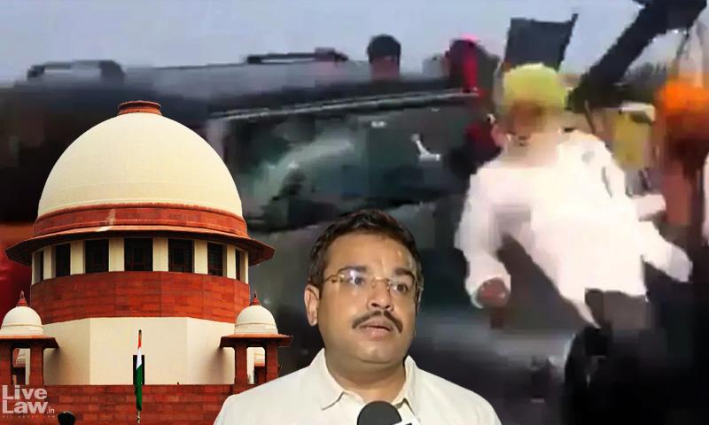 CBI Not A Solution For Reasons Best Known : Supreme Court On Lakhimpur Kheri Violence Probe