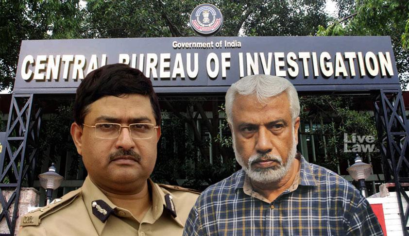 [CBI v CBI] AK Bassi Withdraws Plea Challenging Transfer Order By Nageshwar Rao As SC Refuses To Interfere [Read Order]
