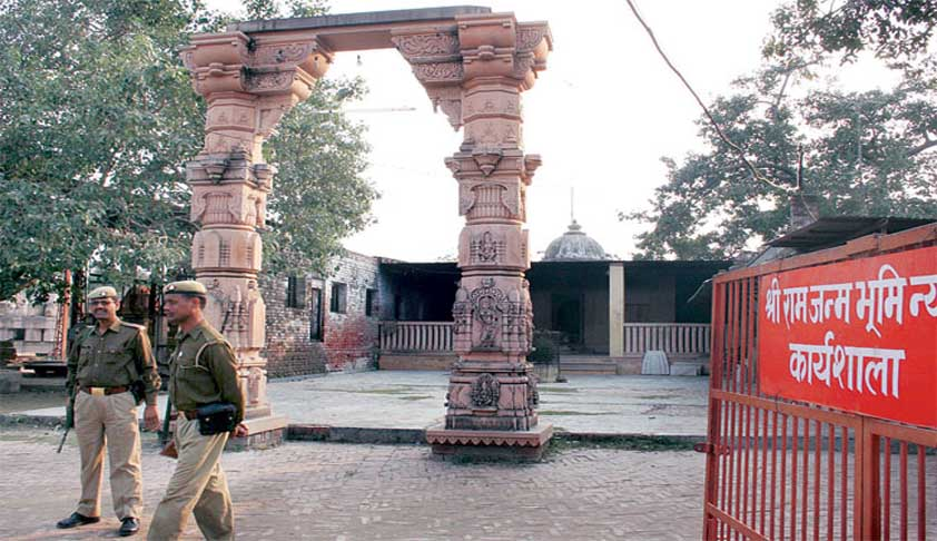 SC Imposes Cost Of Rs. 1 Lakh on Each Petitioner Seeking Protection Of Artefacts Recovered At The Ram Janmabhoomi Temple Site [Read Order]