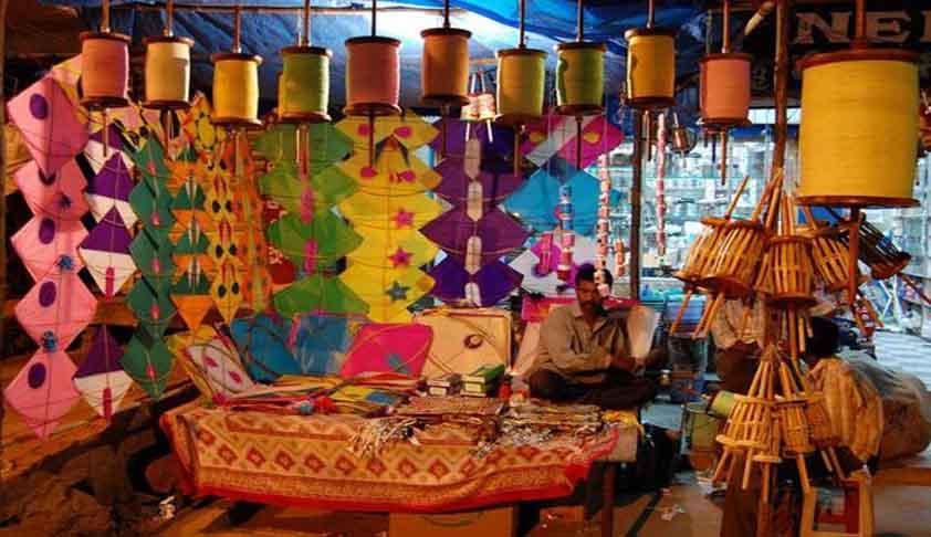 Uttarayan Festival Amid COVID, Kite Flying Allowed