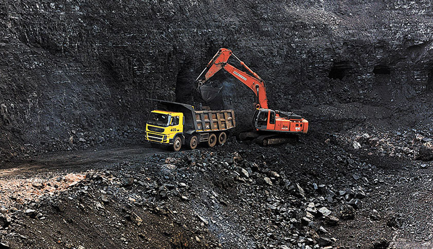 SC Issues Notice In Jharkhand Govts Plea Against Centres Coal Block Auction
