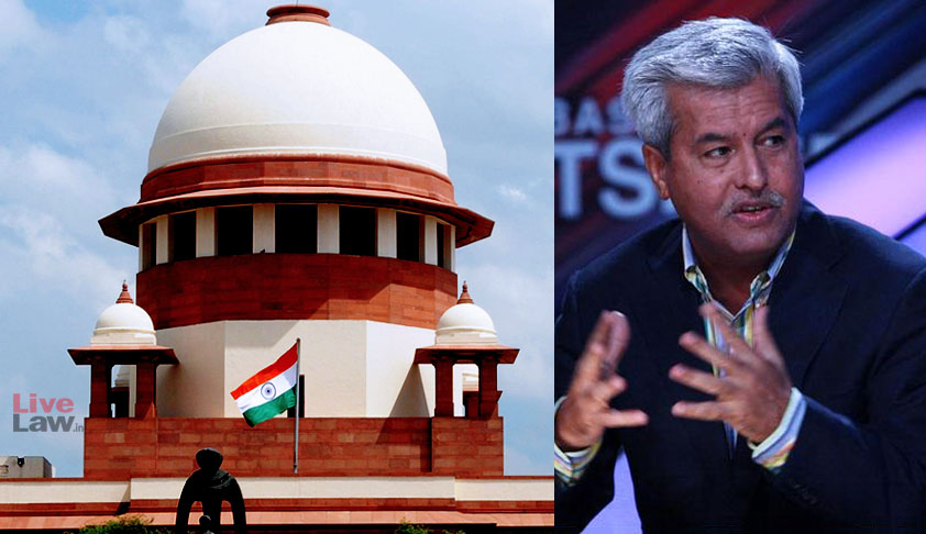 Adani Group Cases Listed Before SC Bench Violating Its Own Procedure : Dushyant Dave Alleges In Letter To CJI [Read Letter]