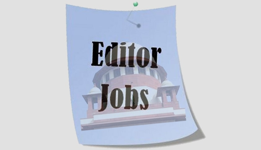 Call For Editors At The Indian Review Of Corporate And Commercial Laws