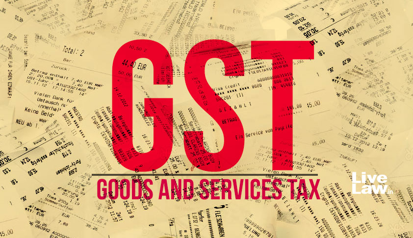 Cabinet Approves Setting Up Of National Bench of the Goods and Services Tax Appellate Tribunal