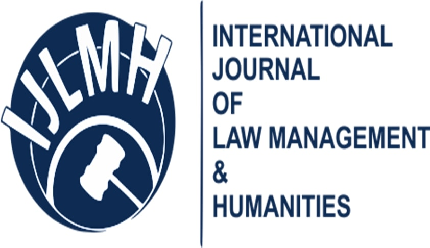 Call For Papers: International Journal Of Law, Mgmt & Humanities