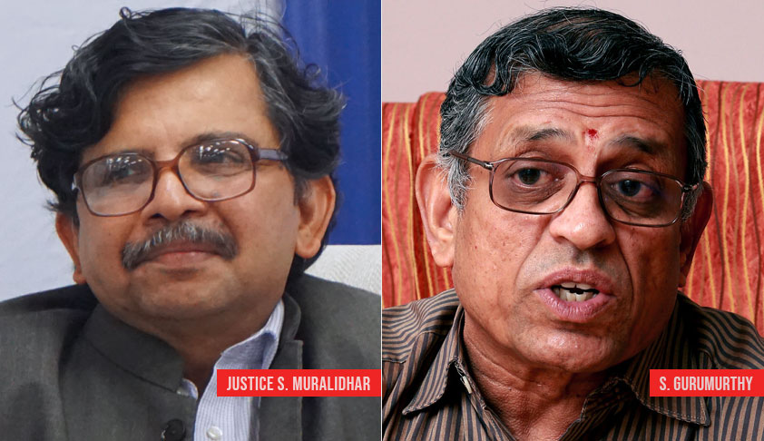 Delhi HC Drops Contempt Charge Against S Gurumurthy, Orders Him To Retweet The Apology Posted By Original Author [Read Order]