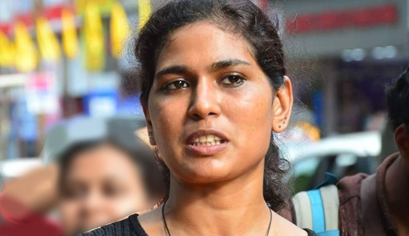 #BodyArtandPolitics: Activist Rehana Fathima Moves Kerala HC Seeking Anticipatory Bail In A Case For Allegedly Using Children To Paint Her Semi Naked Body And Circulating The Video