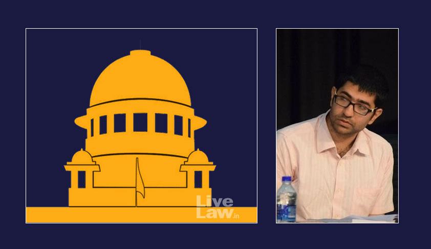 Hate Speech Undermines Free Market Place Of Ideas; Consideration On Prior Restraint Is Different In Case Of Hate Speech: Gautam Bhatia Submits Before SC