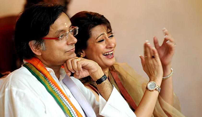 Sunanda Pushkar Death Case: Delhi Court Reserves Order On Framing Of Charges Against Shashi Tharoor For April 29