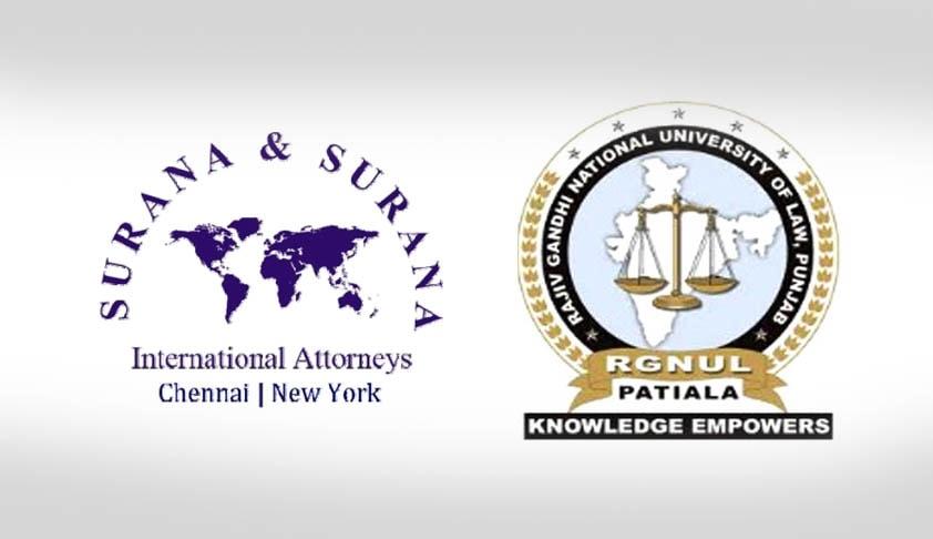 Surana & Surana-RGNUL International Arbitral Award Writing Competition